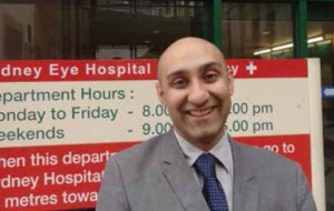 Sydney Eye Hospital Foundation Fellow: Dr Farhan Qureshi – Oculoplastic Fellow