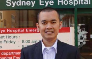 Dr Emil Sjahreza – Graham Lovett Vitreoretinal Fellow