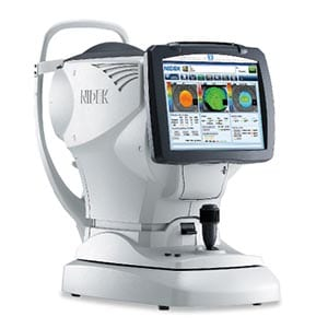 Refractive Power Corneal Analyzer